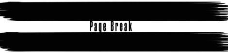 Pagebreak