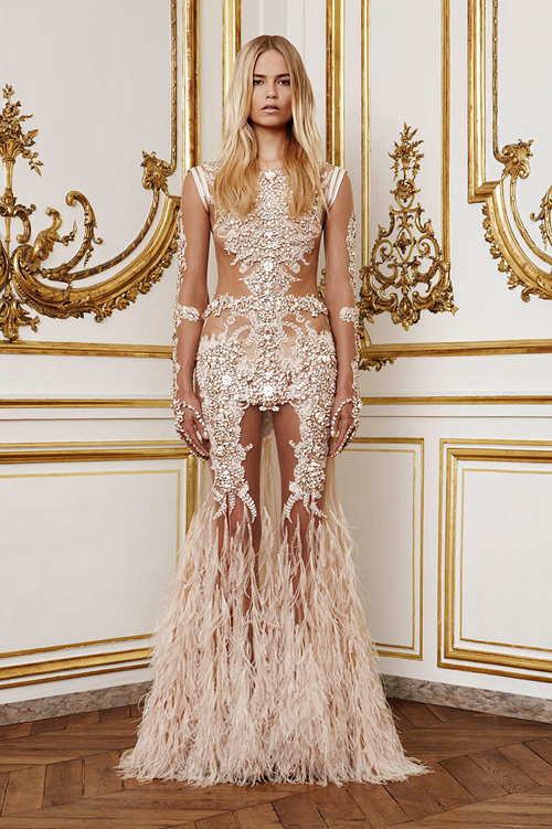 GIVENCHY FALL 2010 COUTURE COLLECTION