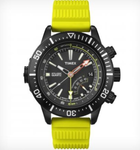 TIMEX Intelligent Quartz, image courtesy of Timex.com $225.00