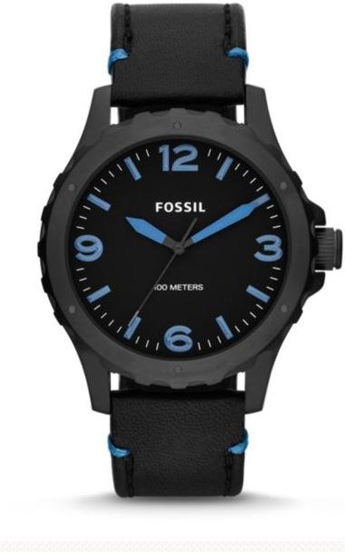 Black Nate Fossil Watch, image courtesy of Lividini $115.00