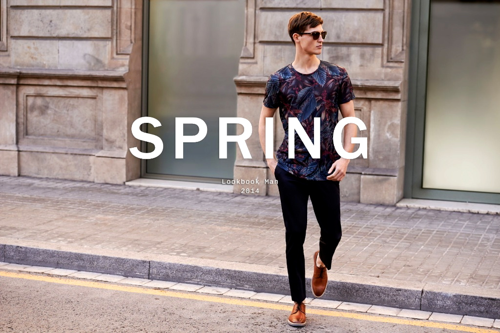 Zara Spring Summer 2014 Man Lookbook Malecritique