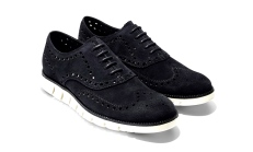 Cole Haan_ZeroGrand Wing Oxford_Black 1