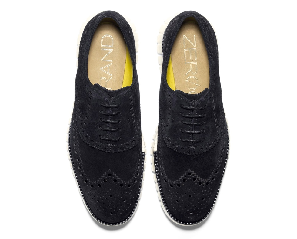 Cole Haan_ZeroGrand Wing Oxford_Black 3