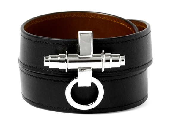 Givenchy Bracelet on http://www.mrporter.com/mens/givenchy/3-row-obsedia-leather-bracelet/411217