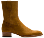 https://www.ssense.com/men/product/saint_laurent/brown-suede-wyatt-biker-boots/109785