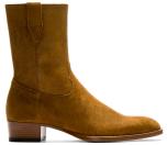 https://www.ssense.com/men/product/saint_laurent/brown-suede-wyatt-biker-boots/109785