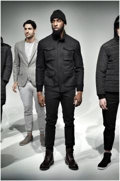 Grungy Gentleman - Presentation - Mercedes-Benz Fashion Week Fall 2015