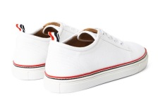 http://www.mrporter.com/en-us/mens/thom_browne/striped-canvas-sneakers/511340