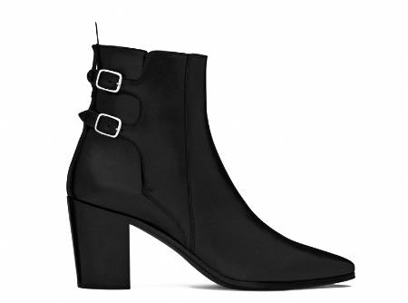 6b11b6a8ece The Heel on Saint Laurent Boots too high for Men? | MaleCritique