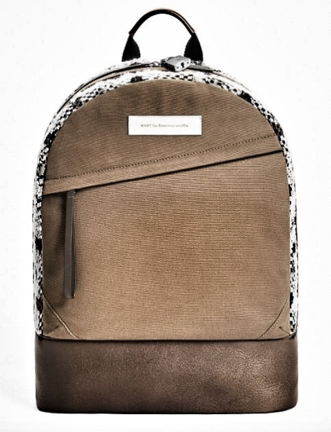 http://www.wantlesessentiels.com/us_en/kastrup-speckled-drill-wool-backpack?color=350