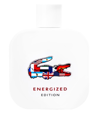EAU DE LACOSTE L.12.12 ENERGIZED: | Available on Lacoste.com for $74.50